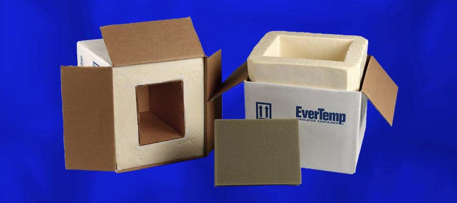 ... Shipping Containers > EverTemp Urethane Insulated Shipping Containers